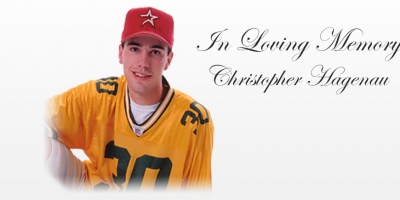 In Memory of Christopher Hagenau
