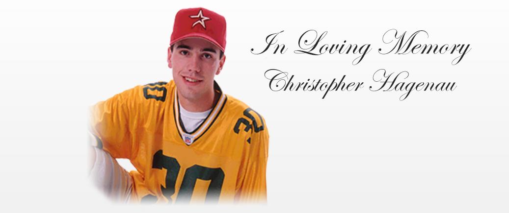 In Memory of Christopher Hagenau